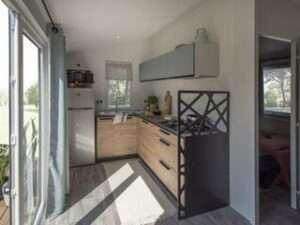 Mobil-Home Camping Dordogne