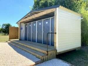 Sanitaire Camping Dordogne